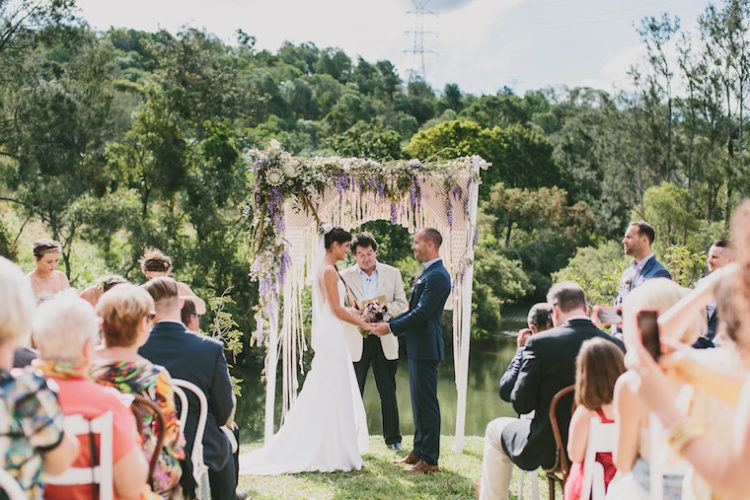Ceremony Wedding | The Ultimate Guide To Unique Outdoor Wedding Ceremony Ideas