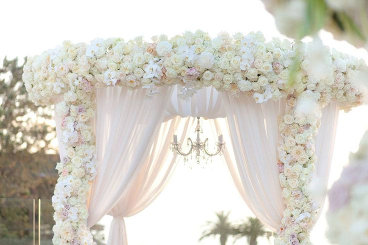flowers for wedding arch the ultimate guide to unique outdoor wedding ceremony ideas 4269